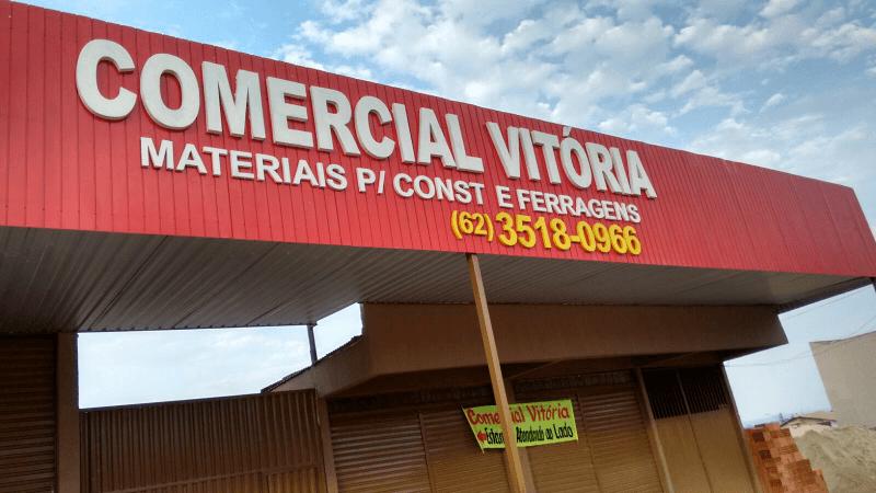 Imagem do serviço de fachada comercial