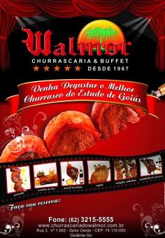 Imagem de serviço de impressos gráficos panfleto walmor